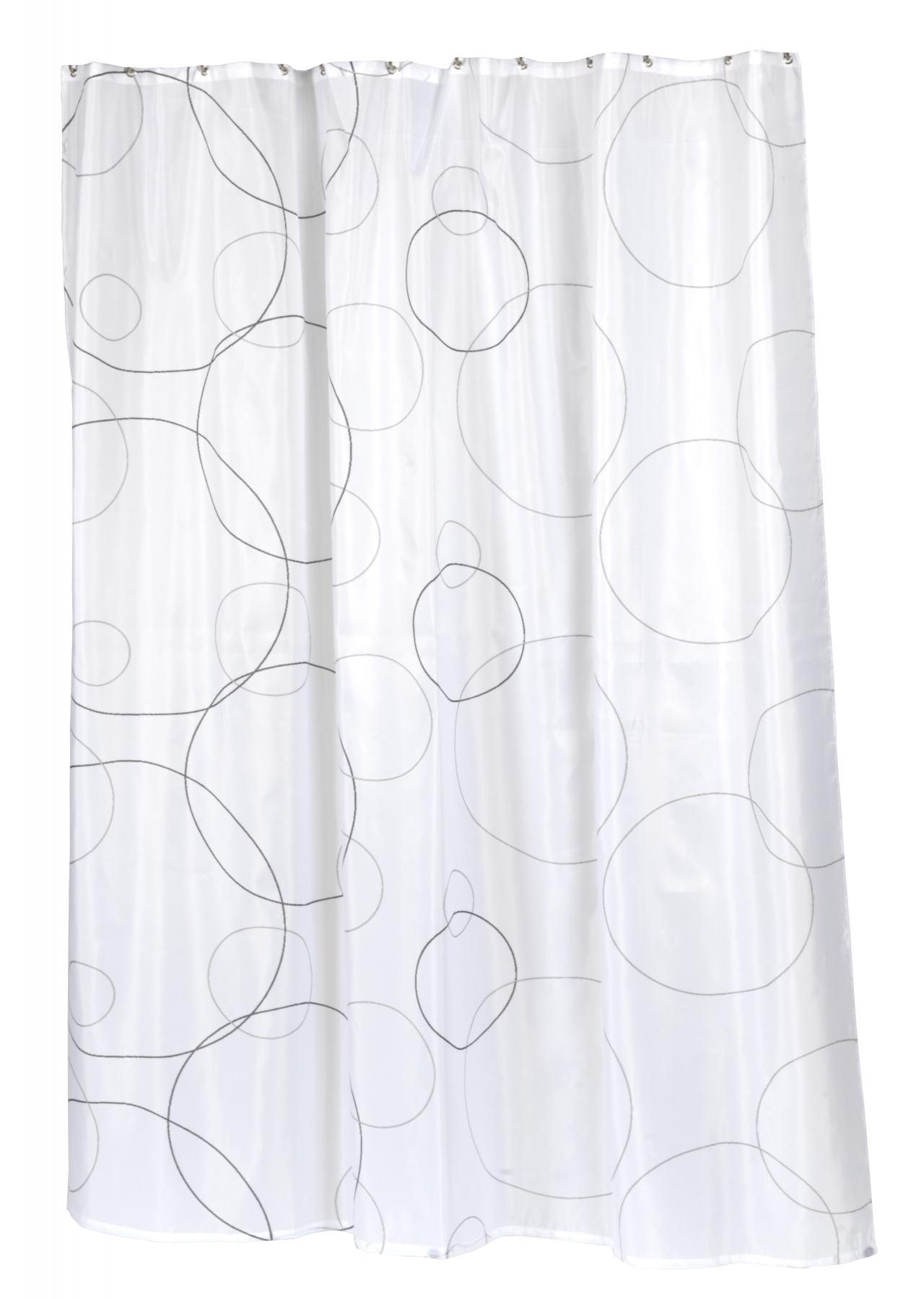curtains right for bathroom resistant water your the to choose step shower curtain ways