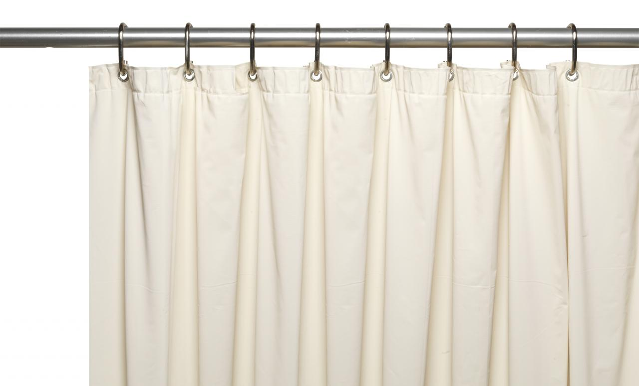 10 gauge peva shower curtain liners