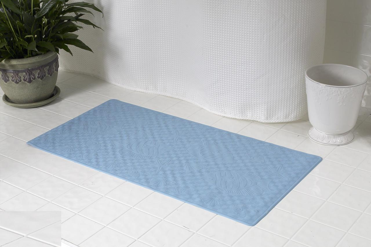 Carnation Home Fashions, Inc - Bath Tub Mats